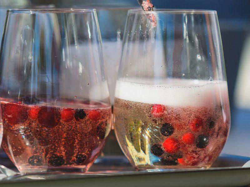 Les vins mousseux : Libérez leur arôme/Bouquet